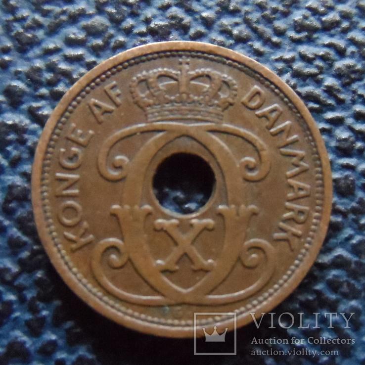 1  эре 1932  Дания   (,11.4.43)~, фото №3