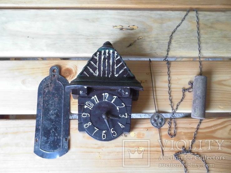Годиник маятниковий настіний Чехословакія PRIM, фото №4