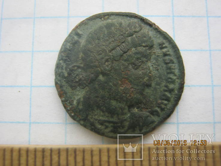 Монета Рим, фото №4