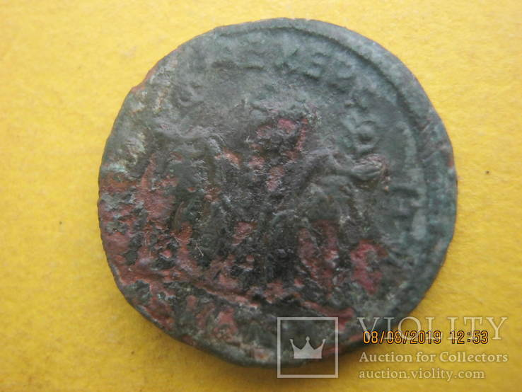 Монета Рим, фото №7
