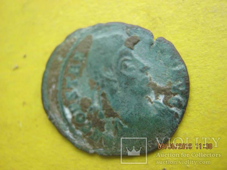 Монета Рим, фото №2