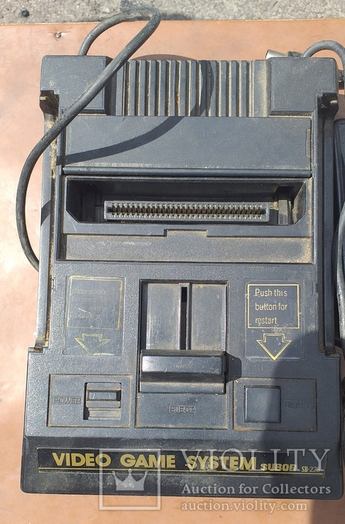 Игровая приставка сюбор subor, фото №3