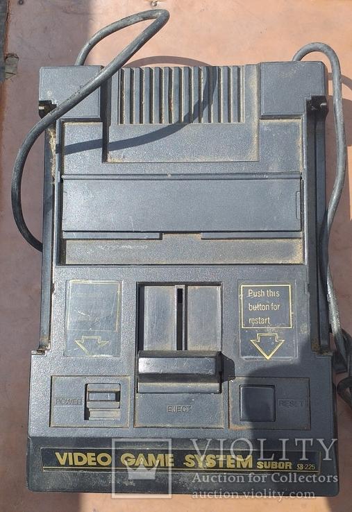 Игровая приставка сюбор subor, фото №5