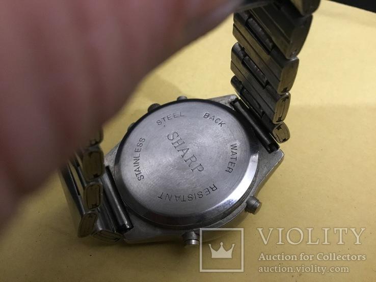 Часы Sharp, фото №5