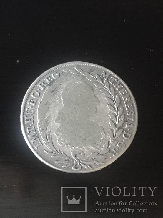 20 крейцеров 1778, фото №2