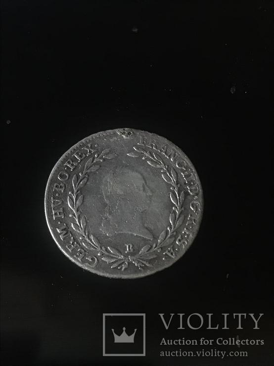 20 крейцеров 1794, фото №2