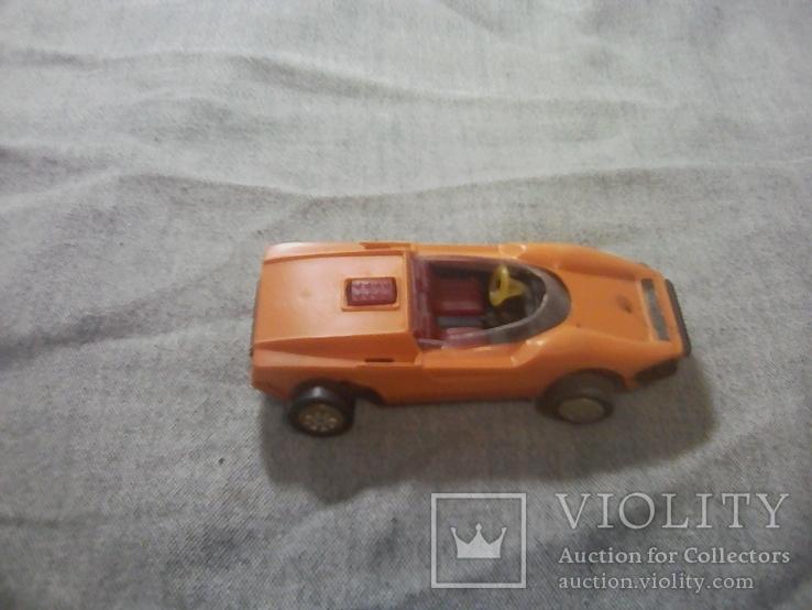Гоночная игрушка ссср, фото №3
