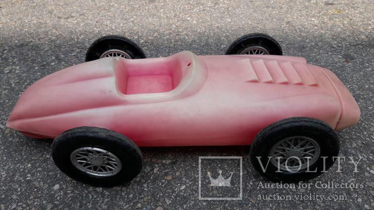 Машина гоночная из СССР , 47 см, фото №3
