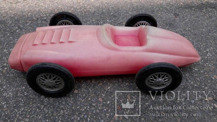 Машина гоночная из СССР , 47 см, фото №4