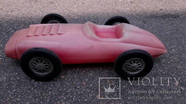 Машина гоночная из СССР , 47 см, фото №5
