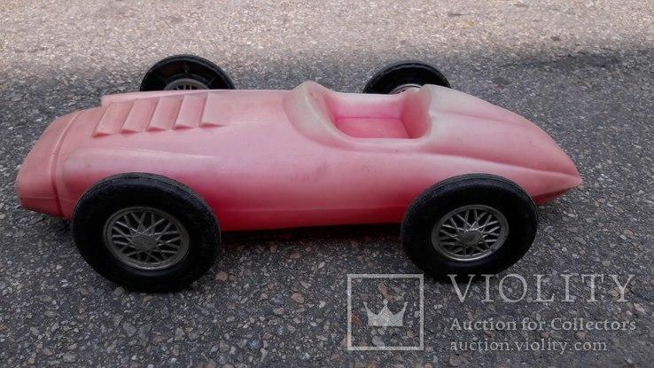 Машина гоночная из СССР , 47 см, фото №6