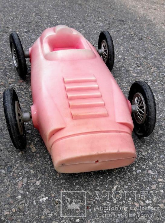 Машина гоночная из СССР , 47 см, фото №10