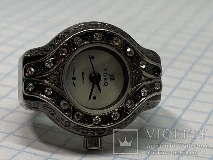 Японские часы-кольцо, фото №2