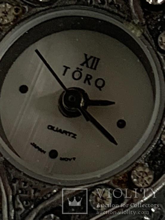 Японские часы-кольцо, фото №6