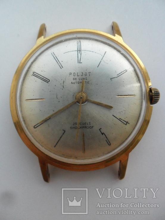 Часы Полет AU 20 De Luxe Автоподзавод