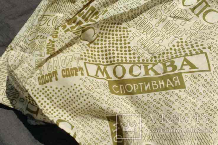 Рубашка 1980 Олимпиада 80 Москва, фото №9