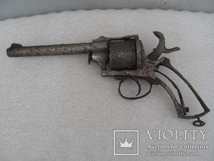 Револьвер Лефоше, 19 век. ММГ, фото №5