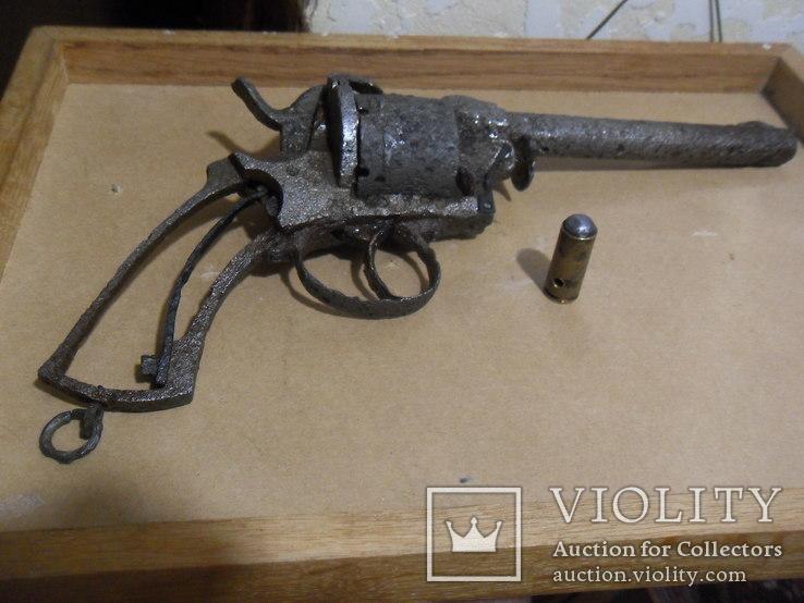 Револьвер Лефоше, 19 век. ММГ, фото №12