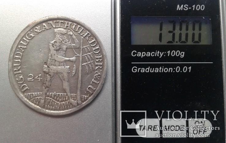 24 мариенгрош 1703 г., фото №5
