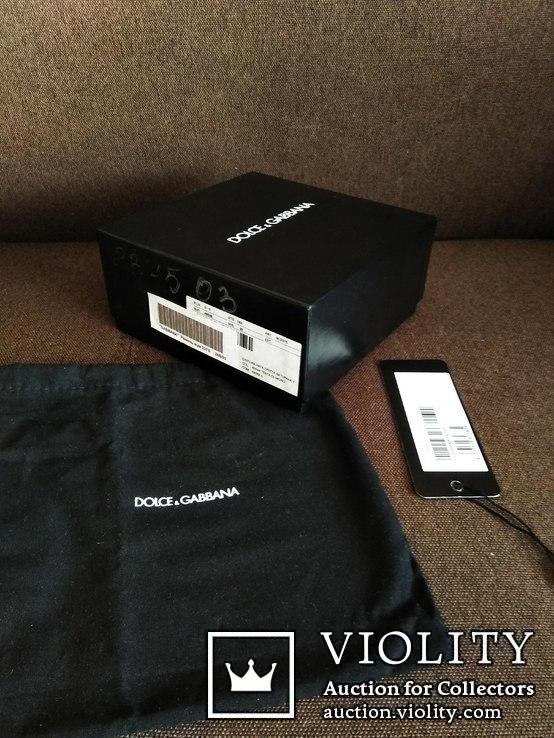 Коробка Dolce & Gabbana №2 оригинал