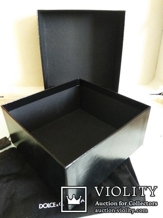 Коробка Dolce & Gabbana №4 оригинал., фото №4
