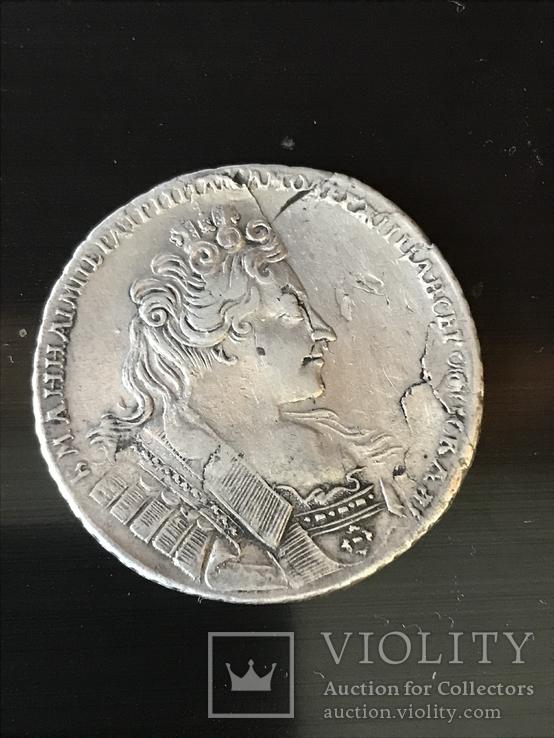 Рубль 1732