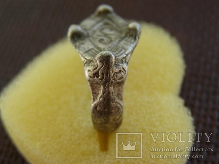 Перстень периода КР с Тамгой, фото №5