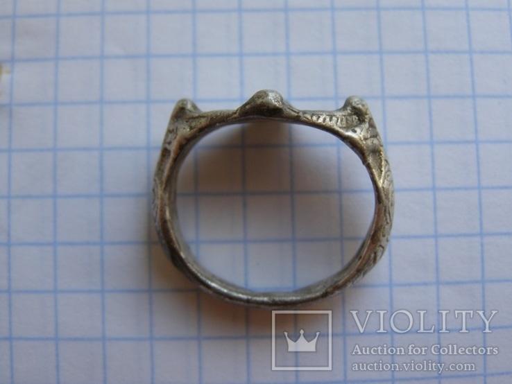 Перстень периода КР с Тамгой, фото №6