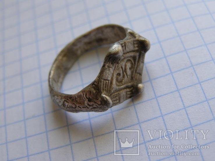 Перстень периода КР с Тамгой, фото №7