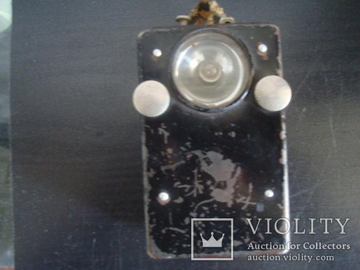 Сигнальный армейский,железнодорожный фонарь СССР, фото №4