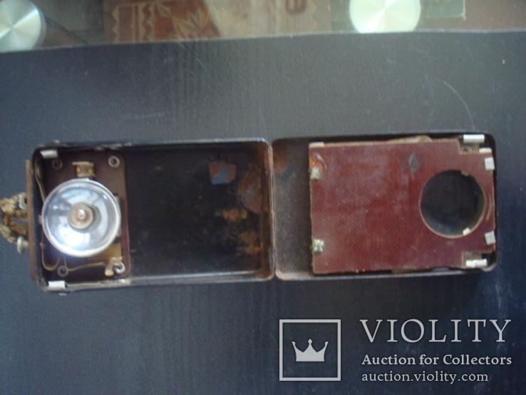 Сигнальный армейский,железнодорожный фонарь СССР, фото №10