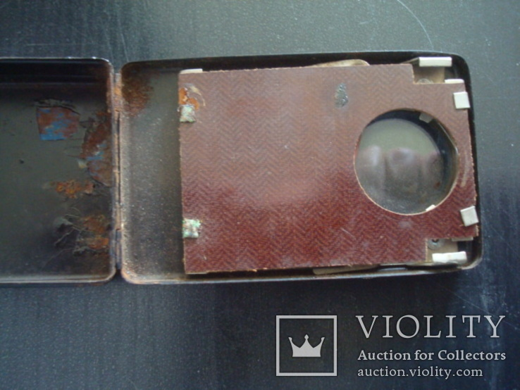 Сигнальный армейский,железнодорожный фонарь СССР, фото №12