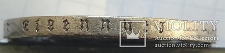 Монета 5 МАРОК 1936 року, срібло., фото №5