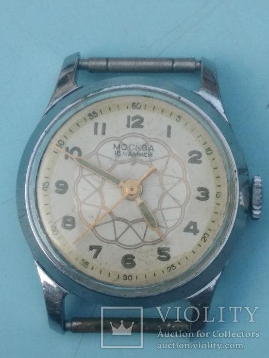 Часы Москва 1мчз 1957