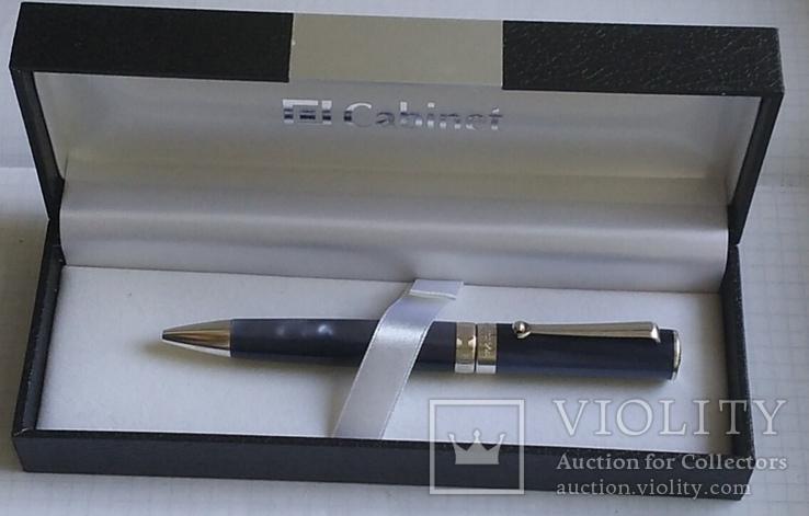 Ручка МОНТЕГРАППА, серебро, элитная серия.