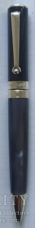 Ручка МОНТЕГРАППА, серебро, элитная серия., фото №9