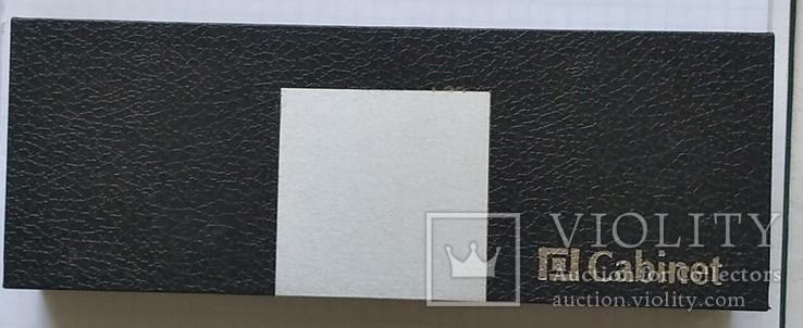 Ручка МОНТЕГРАППА, серебро, элитная серия., фото №12