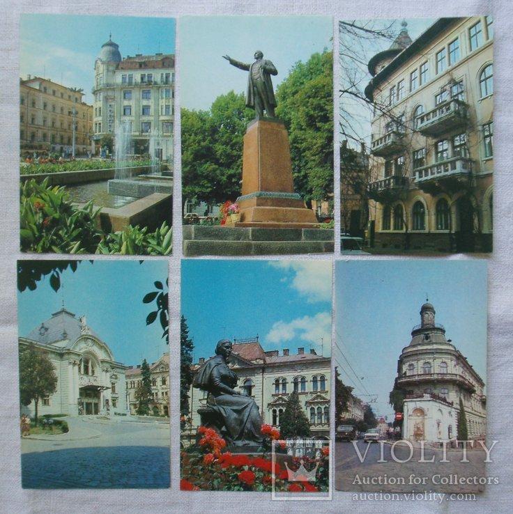 Набор открыток новгород 1988