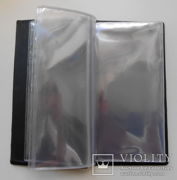Альбом для банкнот SCHULZ на 20 листов №2, фото №3
