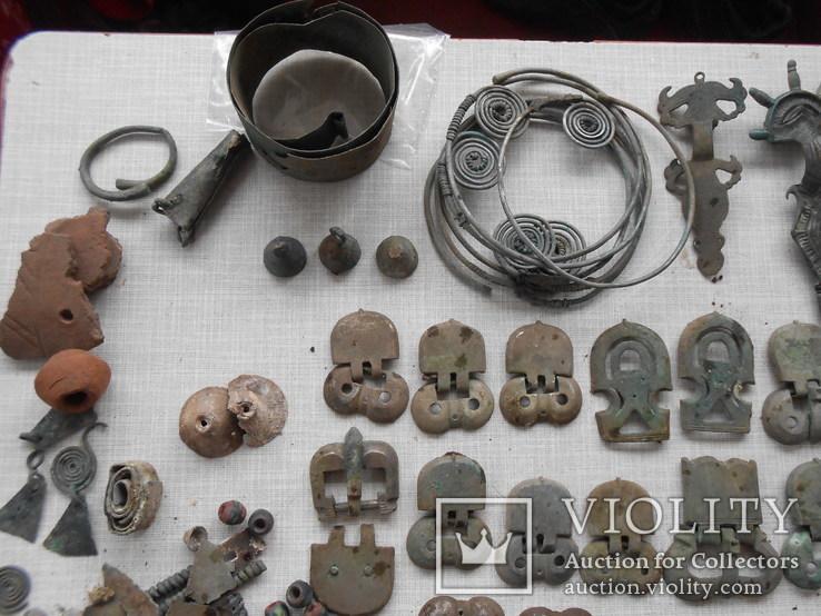 Коллекция Пеньковской культуры, фото №3