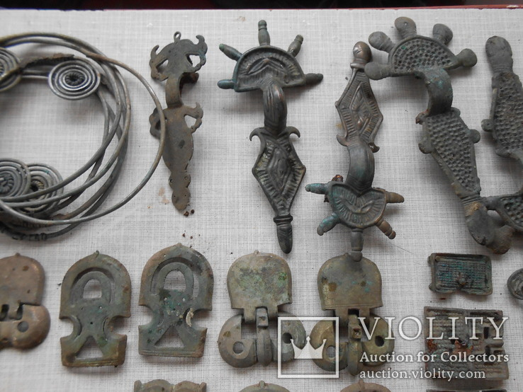 Коллекция Пеньковской культуры, фото №4