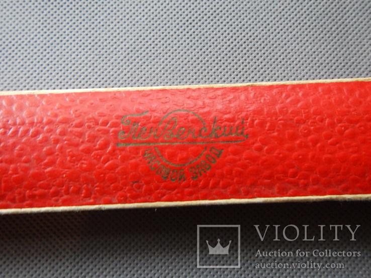 Коробка для женских золотых часов Пензенского часового завода