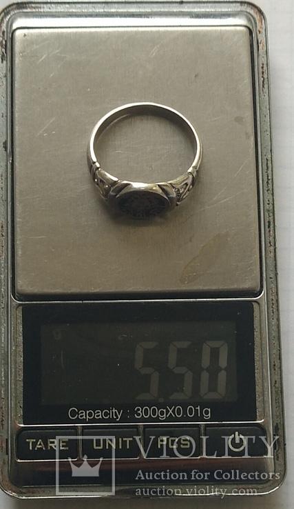 Кольцо №1, фото №4