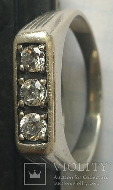 Кольцо №3, срібло