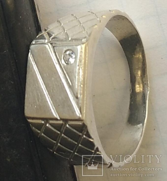 Кольцо №5, срібло