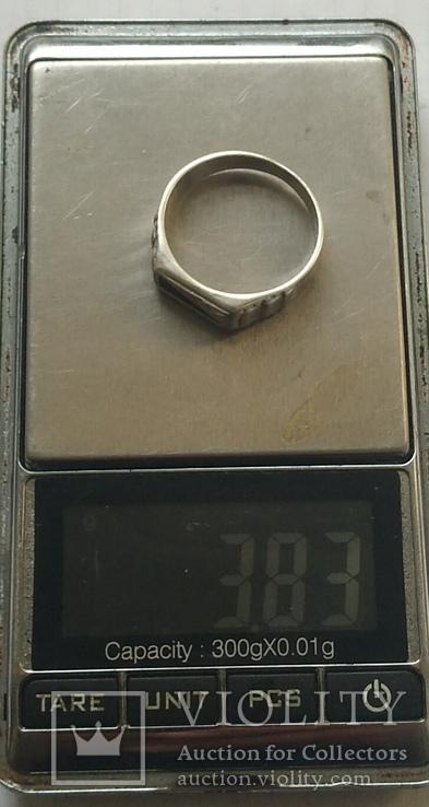 Кольцо №5, срібло, фото №6