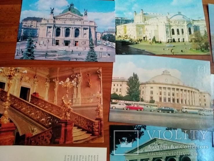 15 шт откр Видовищні спорудіи Украіни, фото №8