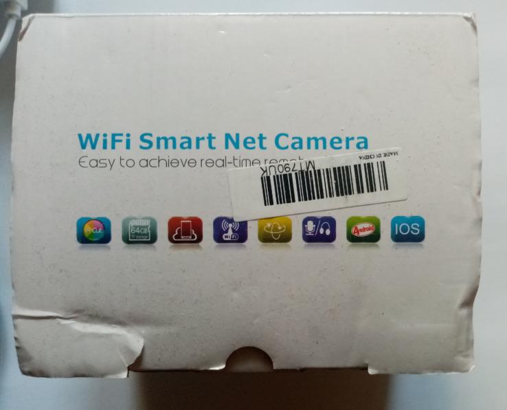 Wifi камера с ночным видением, фото №4