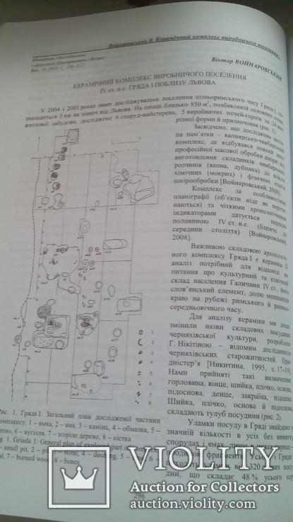 Матеріали і дослідження з археологіі Прикарпаття і Волині, фото №8