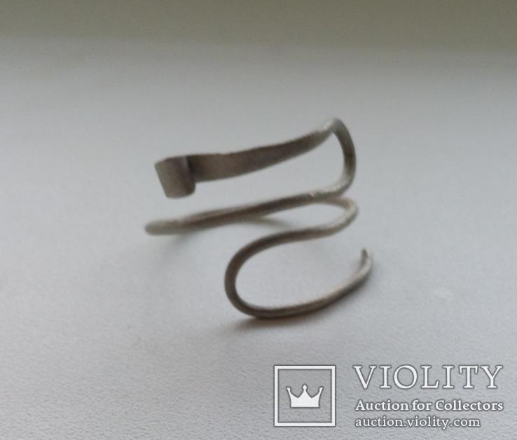 Височне кольцо КР, фото №8